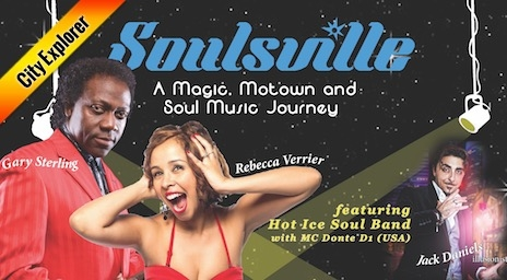 Soulsville A Magic, Motown And Soul Music Experience