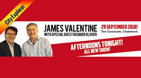 James Valentine Live