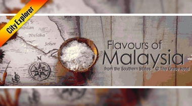 Flavours Of Malaysia Food Festival