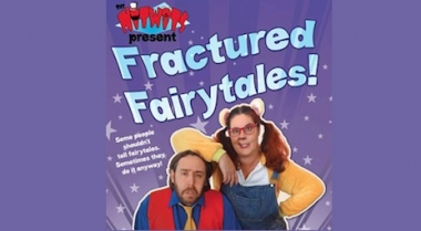 FRACTURED FAIRYTALES!