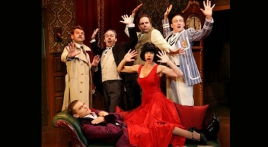 The Play That Goes Wrong - Canberra