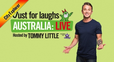 Just For Laughs Australia: Live Hosted By Tommy Little