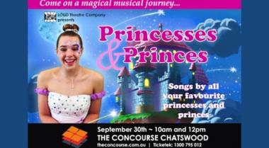 Princesses & Princes
