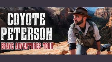 Coyote Peterson Brave Adventures