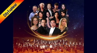 East Meets West - Lunar New Years Eve Gala Concert