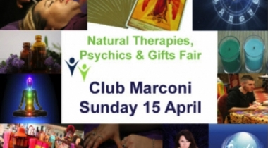 Connections Natural Therapies, Psychics & Gifts Fair