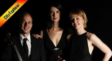 The Seraphim Trio Present: NUMBER ONES