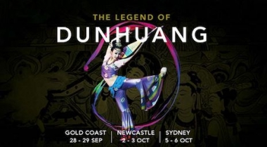 The Legend Of Dunhuang - Newcastle