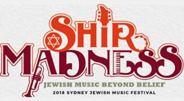 Shir Madness - Jewish World Music Festival