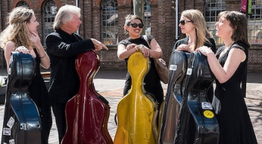 The CELLISTS of The Metropolitan Orchestra
