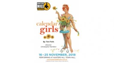 Calendar Girls By Tim Firth
