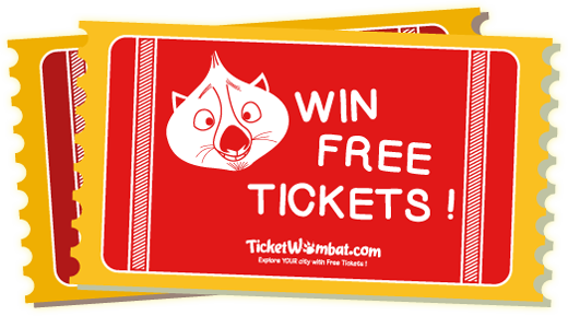 Win Free Tickets !